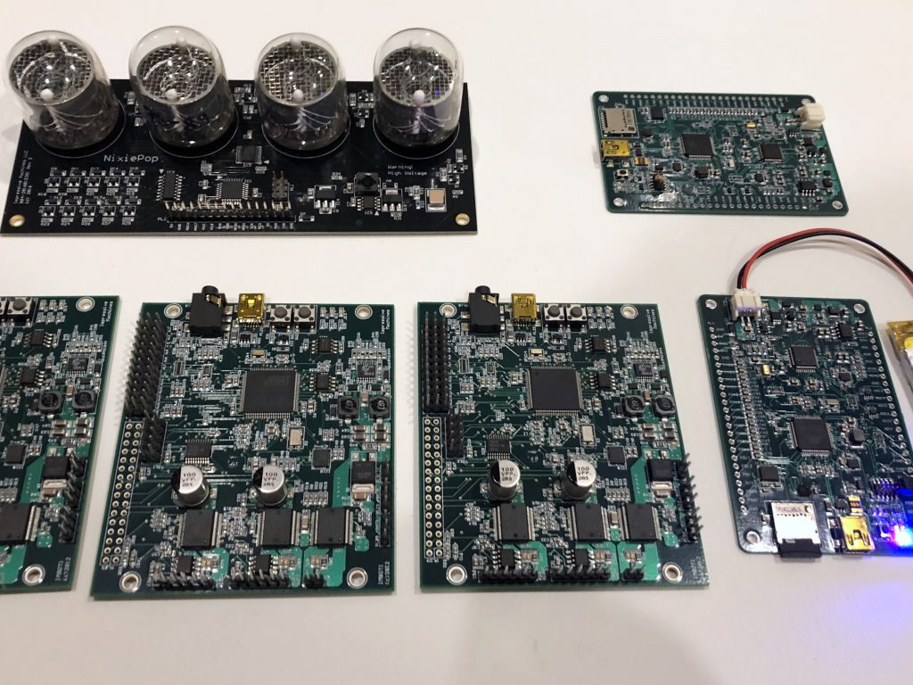 Custom Controller Boards